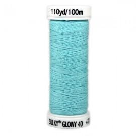 Sulky Glowy Blue 204