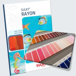 Sulky Rayon Shade Card
