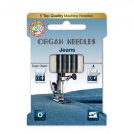 Organ Needle - Jeans - Size 100