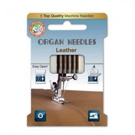 Organ Needle - Leather - Assortment