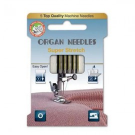 Organ Needle - Super Stretch - Size 75
