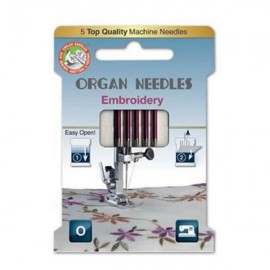 Organ Needle - Embroidery - Size 75