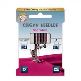 Organ Needle - Microtex - Size 80