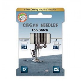 Organ Needle - Top Stitch - Size 80