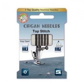 Organ Needle - Top Stitch - Size 90