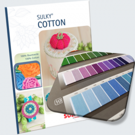 Sulky Cotton Thread Card