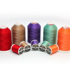 Cotton 30 Weight - All Solid Colours