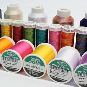 Sulky Polyester Thread