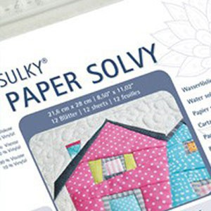 Sulky Paper Solvy